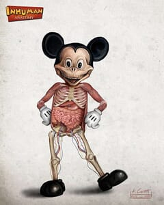 anatomy cartoon1