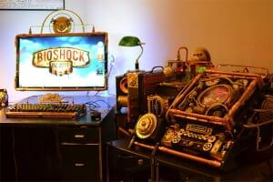 bioshock pc mod steampunk 1