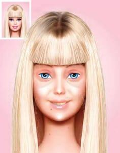 old barbie