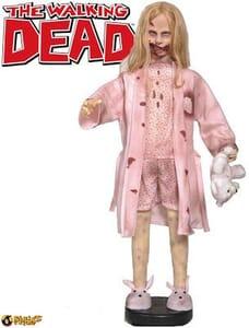 waking dead girl