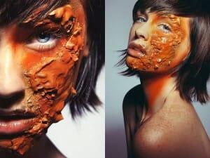 burnt faces