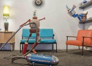 secret life of robots