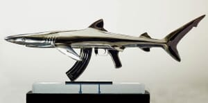 shark gun