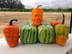 frankenstein pumpkins 2