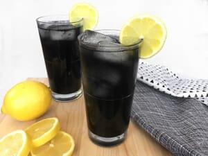 black lemonade