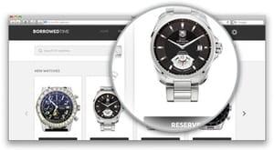 watch rental