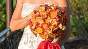 Optimized wedding bouquet
