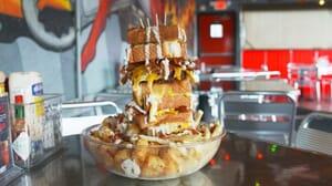 quadruple coronary bypass burger