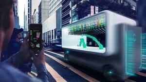 carlo ratti driverless cafe concept