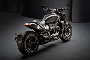 triumph factory custom rocket motorcycle 01