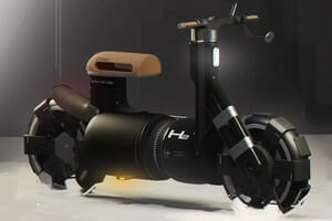 Bike H2 concept bike by Alexander Edgington 3