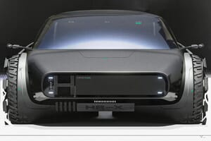 Honda HR X Delsol by Alexis Poncelet Concept Car 42B252812529