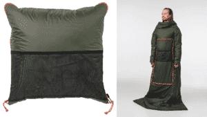 IKEA FAELTMAL Pillow Quilt Sleeping Bag Coat 1