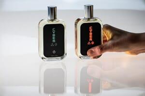 cyber fragrance