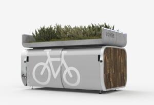 ooneepod mini bike parking space3