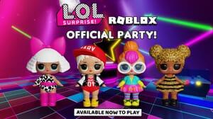 lol surprise official party