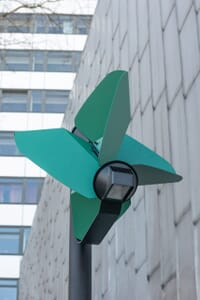 Pollution-Reducing Street Lamps