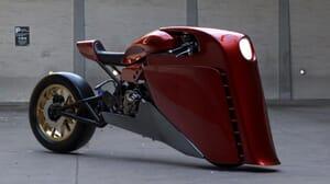 Ziggy Moto's Custom Motorcycle