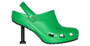 The Balenciaga Crocs 2.0