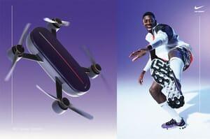 Nike Air Buddy drone