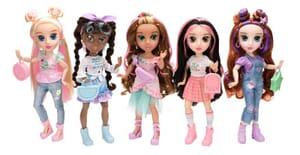 eco-friendly dolls