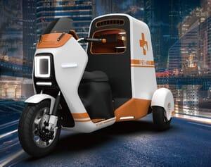 urban pet ambulance