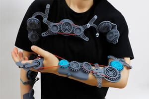 wearable assistive device