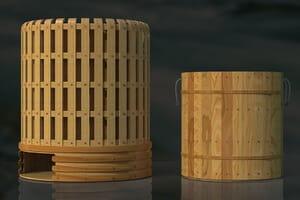 Bamboo Flow washing machine