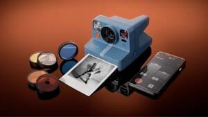 Bluetooth-Enabled Analog Camera