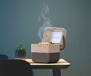 Cuisine portable oven